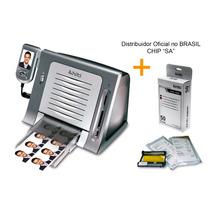 Impressora Hiti S420 (sa) + Papel/ribbon Para 50 Fotos 10x15