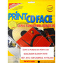 Print Cd Face, Capa E Fundo Para Cd Box, 10 F Qualidade Foto