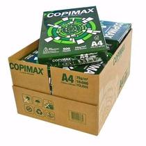 Caixa De Papel Sulfite A4 75gr 210x297 5000 Folhas Branco