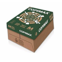 Papel A4 Copimax - Caixa Com 5 Resmas