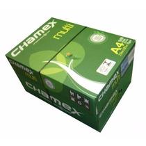 Papel A4 210xx297 Chamex 10x500 Mult