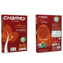 Papel Sulfite A4 Chamex 75g Alcalino 210x297 Pt 500 Folhas