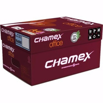 Papel Chamex Office A4 75gr - 210x297 Caixa Com 10 Resmas