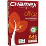 Papel A4 75g Branco 210x297- Pacote C/500 Folhas - Chamex