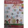 Papel Sulfite A4 Simpra Kids 75g Caixa C/ 5000 Fls Branca