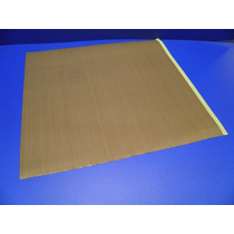 Manta Teflon Prensa Térmica Sublimação Com Adesivo 50x50