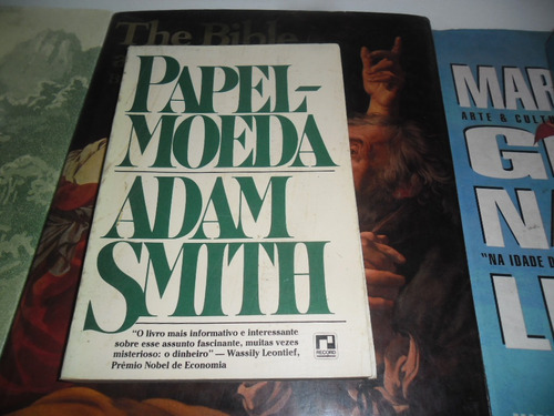 Papel Moeda Adam Smith