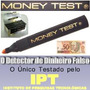 Dinheiro Falso 12 Canetas Detectoras De Nota Falsa Moneytest