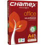Papel Sulfite A4 75g 297x210mm Office 500 Folhas Chamex