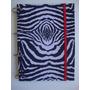 Caderno Argolado Universitário Zebra 96 Folhas