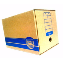 Kit 10 Caixa Para Arquivo Morto Ondulado Frama 35x24cm