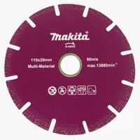 Disco Diamantado Multiuso Material D-44426 Makita - 22790