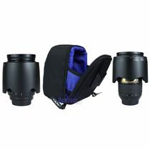 Case P/ Lente 24-70mm 2.8 Canon, Nikon Ou Sigma
