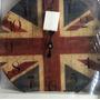 Relogio Parede Madeira Retro Uk Reino Unido Inglaterra