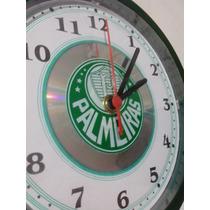 Relógio De Parede - Palmeiras