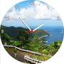 Relógio De Parede Redondo Dominica