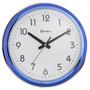 Relógio De Parede Herweg 6194 Azul Ou Vermelho.