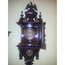 Raro Relógio Alemão F.wehrmann Hannover 150 Anos De Idade