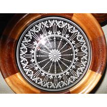 Vidro Original Inferior Relógios Tipo 8 Ingraham-ansônia.