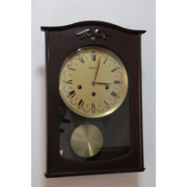 Relógio Carrilhão Reguladora Ave Maria E Westminster - Belo!