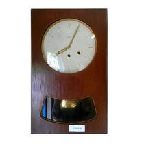 Relógio Mecânico Carrilhão Silco Restaurado - Ótimo Estado!