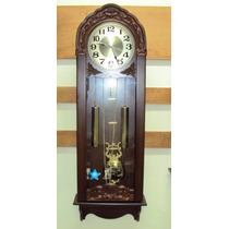 Relógio Parede Carrilhão Sinix Westminster Pendulo Novo