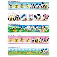 Adesivos 123 Faixa Border Decorativo De Parede Disney Nick