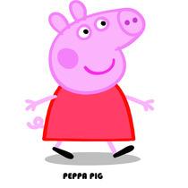 Adesivos De Parede Infantil Turma Peppa Pig,