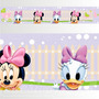 Adesivo 123 Faixa Border Disney Minnie Baby 05 Un Mod 222