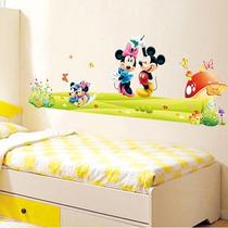 Adesivo De Parede Infantil - Mickey Mouse