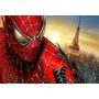 Papel De Parede Adesivo Homem Aranha Spider Man