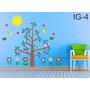 Adesivos Decorativos - Árvores - Infantil - Gigantes