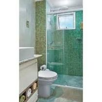 Box Banheiro Vidro Temperado ( Fume , Verde E Bronze )