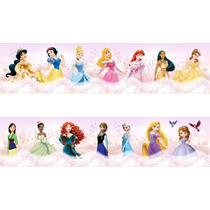 Faixa Decorativa - Border Princesas Disney 776