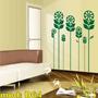 Adesivo D64 Flores Girassol Adesivo Parede Adesivo Decoração
