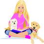 Adesivos Da Barbie Impressos E Recortados Só R$38,00 1metro