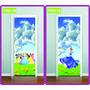 Adesivo Porta Princesas Toy Store Monster High Parc S/ Juros