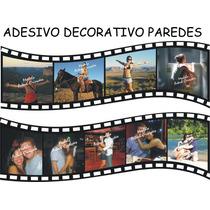 Adesivo Decorativo Paredes Fotos Formato Película Filme Rolo