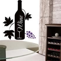 Adesivo Decorativo My Winel(60x85)cm - Frete Gratis