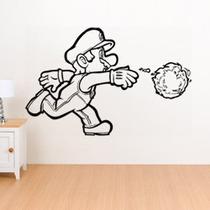 Adesivo Decorativo Super Mario - 71x47cm