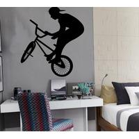 Adesivo Decorativo Bike 1 (86x95)cm - Frete Gratis