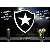 Banner Ou Painel Adesivo Botafogo