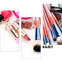 Salão Estética Beleza - Adesivo Decorativo Cabeleireiro Kk01