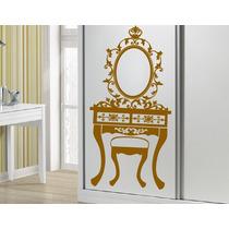 Adesivo Decorativo Penteadeira Provençal(35x70) Frete Gratis