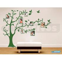 Adesivo De Parede Árvore Genealógica, Maior Do Mercado Livre