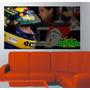 Adesivo De Parede Corrida Fórmula 1 Piloto Ayrton Senna