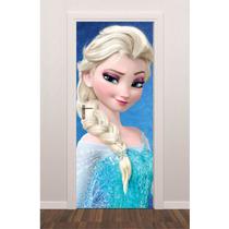 Adesivo Porta Plotagem Frozen Elsa Filme Infantil Brindesi9