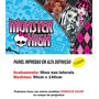 Painel Para Festa Aniversário Monster High Mh1