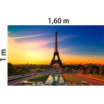 Adesivo De Parede Foto Imagem Paisagem Cidade Paris França