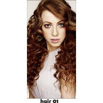 Adesivo De Parede Salão De Beleza Cabeleireiro Makeup Hair01